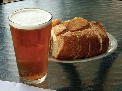 Better Beer, Bread Thanks to...