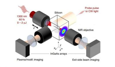 Scientists reach milestone in 3-D...