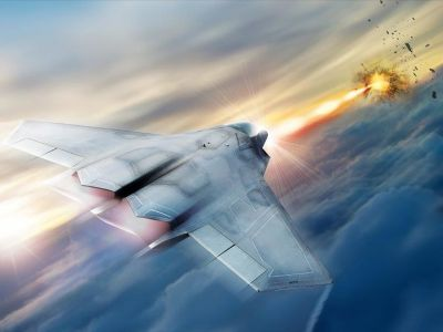 Laser Weapon to Go in Fighter Jet in...