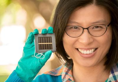 Perovskite photovoltaic cell from...
