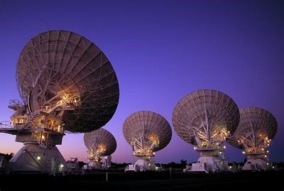Fiber-optic networks help astronomers...